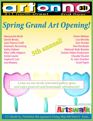 5th Annual Spring Opening